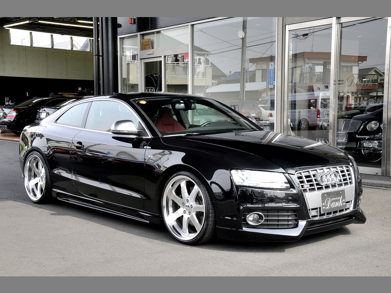 Audi A S With Custom Wheels Real Life Pictures Only Page - Audi s5 custom