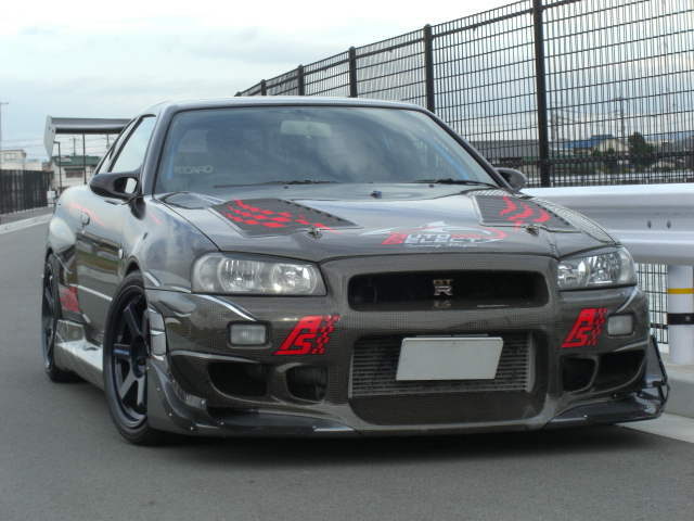skyline r34 for sale in usa. Skyline R34 is up for sale
