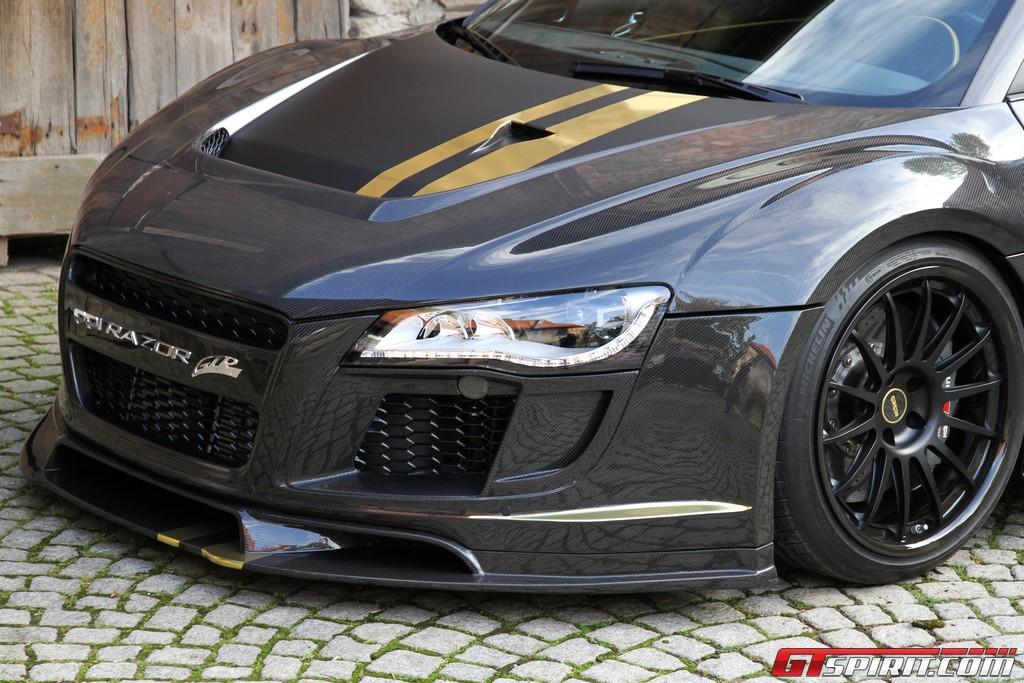 Audi R8 Ppi Razor Gtr 2010