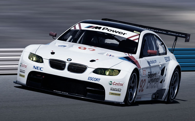 JONSIBAL » Blog Archive » BMW E92 M3 DTM Concept